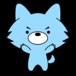 オレンジ狼の性格・特徴・相性 動物占い 気性が荒い・創造力豊か・孤独に強い